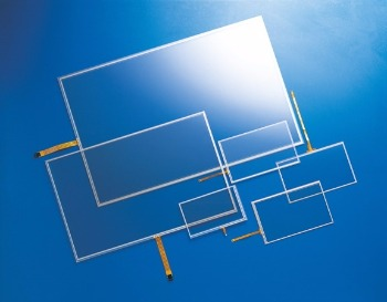 4 Wire LCD Touch Panel for big size